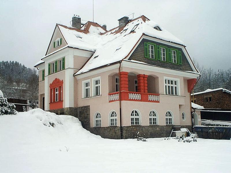 penzion-zima
